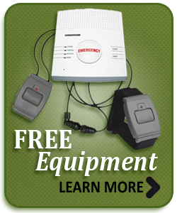 Free Equipment for Life 1 Medical Alarm